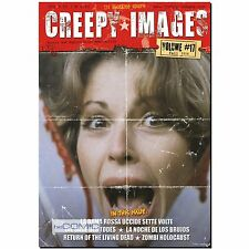 Creepy Image Volume 17 HORROR AND EXPLOITATION MEMORABILIA MAGAZIN 70er NEU LP