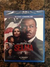Selma (Blu-Ray + Digital HD) NEW-AUTHENTIC US Release