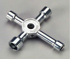 NEW Dubro 4-Way Socket Wrench 701