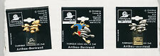 FUSSBALL WM 98 FRANKREICH-WORLD CUP FRANCE 3 PINS  in 3 D- Arthus Bertrand-1721-