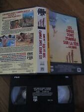 Les Dieux Sont Tombés Sur La Tete... La Suite de Troskie Boet, VHS,Comédie, RARE