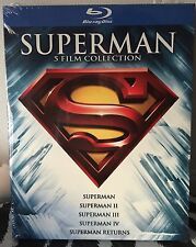Superman 5 Film Collection 1978-2006 - [5 Blu-ray]  ULTIMI PEZZI