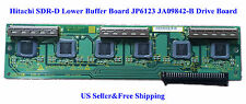 US New Hitachi SDR-D Lower Buffer Board JP6123 JA09842-B Drive Board