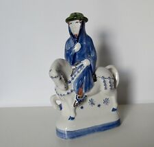 RYE POTTERY CHAUCERS THE CANTERBURY TALES ' THE MONK ' FIGURE