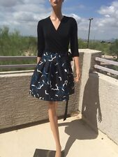 DVF JEWEL SILK COMBO Dress 6