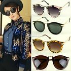 Fashion Women's Sunglasses Arrow Style Eyewear Round Sunglasses Metal Frame