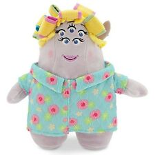 "MONSTERS UNIVERSITY MRS SQUIBBLES PLUSH 10"" GENUINE AUTHENTIC DISNEY STORE PATCH"