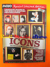 MOJO Magazine SPECIAL LIMITED EDITION ICONS John Lennon Elvis Preseley Madonna
