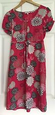 Debenhams Collection Floral Patterned Dress Size 10