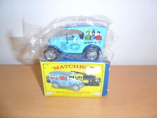 Matchbox Code 2 Y65 Austin 7 - 12th MICA UK Convention