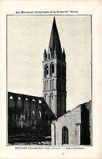 CPA Beaulieu les Loches - Eglise abbatiale (279672)
