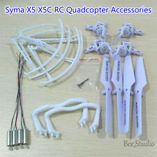 New Crash Pack Kit For Syma X5 X5C RC Quadcopter Spare Parts Drone Accessories