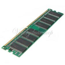 1GB PC3200 DDR 400MHz 333 266 Desktop PC DIMM Memory SDRAM 184-pin Non-ECC Chip
