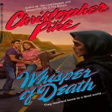 WHISPER OF DEATH by Christopher Pike, Good Book