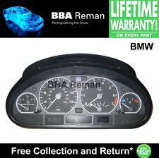 BMW Instrument Cluster Repair Service Display Gauges Speedo Dash Dashboard
