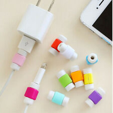 20pcs Protector Saver Cover for Apple iPhone Lightning Charger Cable USB Cord