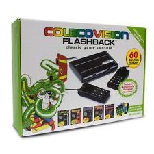 ColecoVision Flashback Classic Game Console 60 Built-In Games Collector Edition