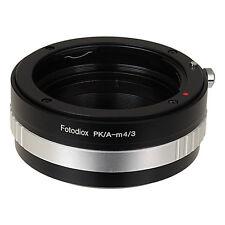 Fotodiox objetivamente adaptador Pentax K AF lente para MFT (micro - 4/3, m4/3)