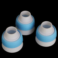 1PC Icing Piping Russian Nozzles Bag Cream Converter Coupler Cake Decor Tools