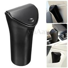 Mini Home Office Car Auto Dustbin Rubbish Trash Can Garbage Box Case Holder Bin