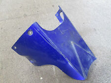 1997 Suzuki gsxr 600 lower/under belly cowling/fairing (purple/blue) 94661-33E0
