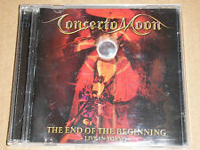 CONCERTO MOON - THE END OF THE BEGINNING LIVE IN TOKYO - 2 x CD