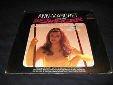 ANN MARGRET SEXY THE SWINGER ORIGINAL MOVIE SOUNDTRACK LP RECORD ALBUM US OOP