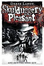 Skulduggery Pleasant (Skulduggery Pleasant - book 1), Derek Landy, Acceptable Bo