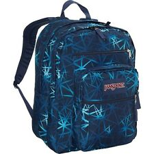 JanSport Big Student Backpack JanSport Navy Night Sky School Day Hiking Backpack