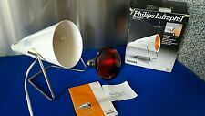 Philips infraphil heat lamp hp3609/S for muscular pain.  (S10)