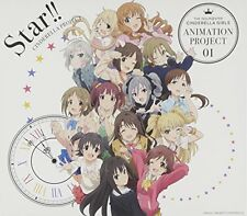 CINDERELLA PROJECT-THE IDOLM@STER... PROJECT 01-JAPAN CD+Blu-ray Audio D73