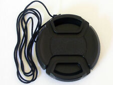 58MM CENTRE PINCH AND GRIP LENS CAP COVER FITS CANON SONY NIKON OLYMPUS FUJI