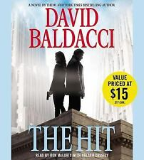 Will Robie: The Hit by David Baldacci (2014, CD, Abridged)