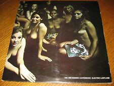 The Jimi Hendrix Experience-Electric ladyland Do-LP,Track UK 1968,megarar,top!!!
