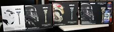 ROGUE ONE 1 STAR WARS LIMITED GILLETTE COMPLETE GIFT SETS ALL 4 RAZOR
