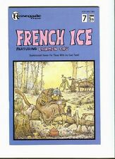 French Ice 7 (carmen cru) Renegade Press 1987 - VF / NM