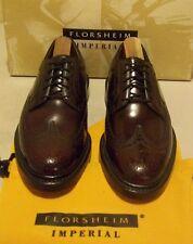 New Florsheim Imperial Kenmoor 6.5 D burgundy (2784)