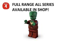Lego minifigures the monster series 4 (8804) new factory sealed