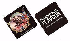 Brand New Iron Maiden Trooper Beer Mat