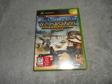XBOX - Full Spectrum Warrior Ten Hammers  video game -  COMPLETE