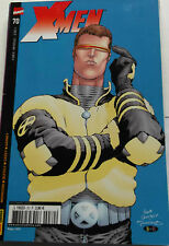X-men 70 ( Marvel / panini 2002) épisodes 'NUFF SAID NEW X-MEN et UNCANNY XMEN