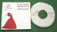 Lesley Garrett Soprano in Red RPCO James Holmes inc Waltz of My Heart + CD