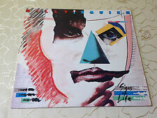 "Billy squier (LP) ""signs of"" [us 1984 Capitol rec. sj-12361"" rock""/+ ois]"