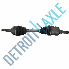 Complete Front Driver Side CV Axle Shaft - w/ ABS- Made in USA
