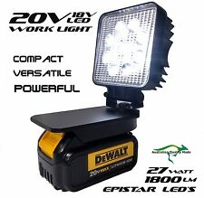 20v Li-ion Dewalt Adapt Work Light Compact Powerful LED Area Light Work Camping