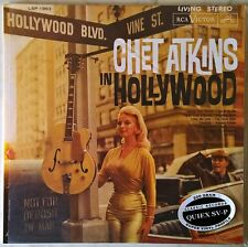 CHET ATKINS IN HOLLYWOOD LP 200g CLASSIC RECORDS
