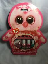 Ty Beanie Boos Pinky Nail Art Kit - FREE SHIPPING