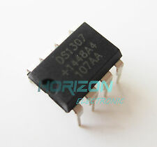 20Pcs IC DS1307 DS1307N DIP8 RTC SERIAL 512K I2C Real-Time Clock TOP
