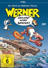 DVD * WERNER - GEKOTZT WIRD SPÄTER  # NEU OVP =