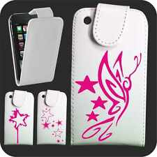 IDM CUSTODIA COVER CASE BIANCA STELLE BP PER SAMSUNG GALAXY NEXT S5570